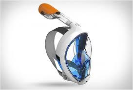 Easy Breathe snorkel Mask